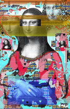 My Mona by Sladjana Lazarevic