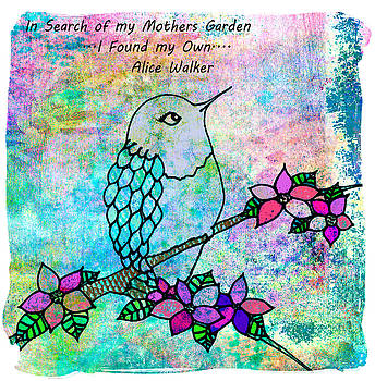 My Mothers Garden by Robin Mead