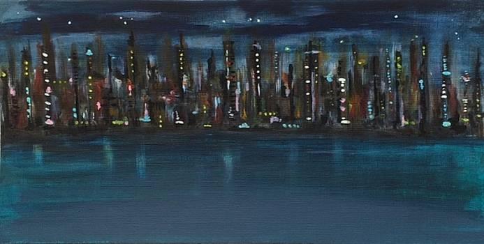My New York 3 by Natalie Singer