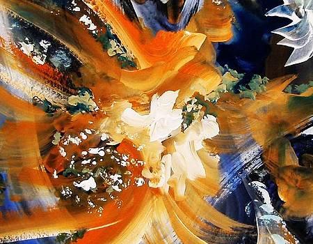 My Orange Way by Vlado  Katkic