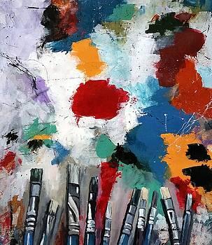 My Palette by John Chehak