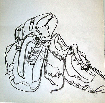 My Shoes by Linda DiGusta