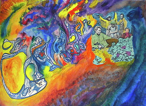 My Soul's Been Psychedelized by Dylan Chambers