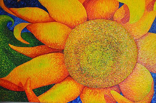 My Sunny Sunflower by Sloane Keats