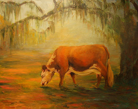 My Uncle's Cow by Jill Holt