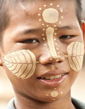 Myanmar Boy by Matthew Bamberg