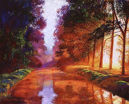 Mystery Lane by David Lloyd Glover