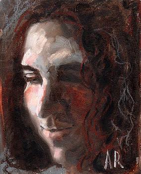 Mystery Musician by Ann Radley