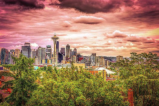Mystical Kerry Park by Spencer McDonald