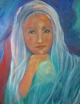 Mystical Woman by Suzanne Reynolds