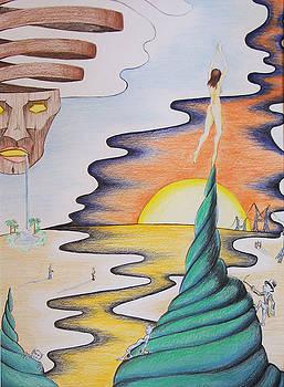 Nachos as Thin as Desire by Donovan Hubbard