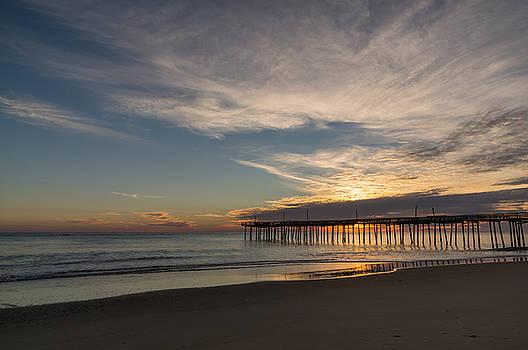 Nags Head Sunrise by Gregg Southard