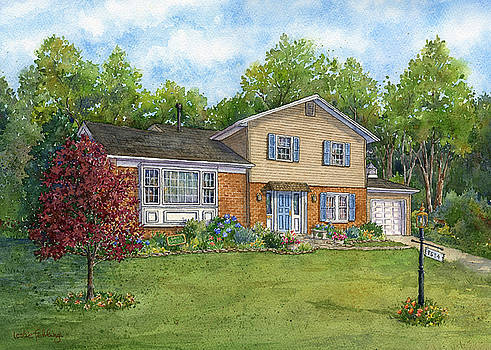 Nairn Home by Leslie Fehling