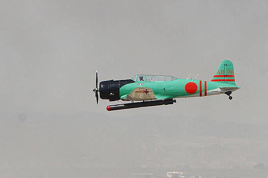 Nakajima B5N by Shoal Hollingsworth
