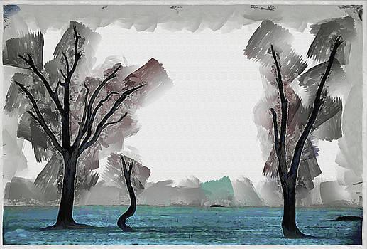 Namib Tree Stand by Mario Carini