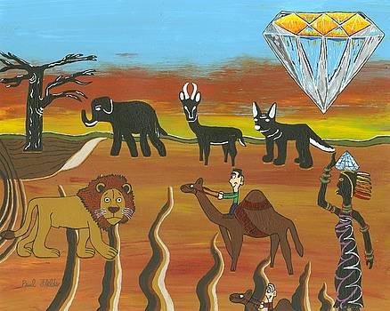Namibia   nov by Paul Fields