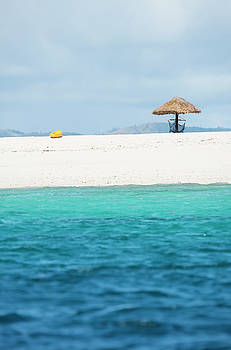 Namotu Beach by Brad Scott