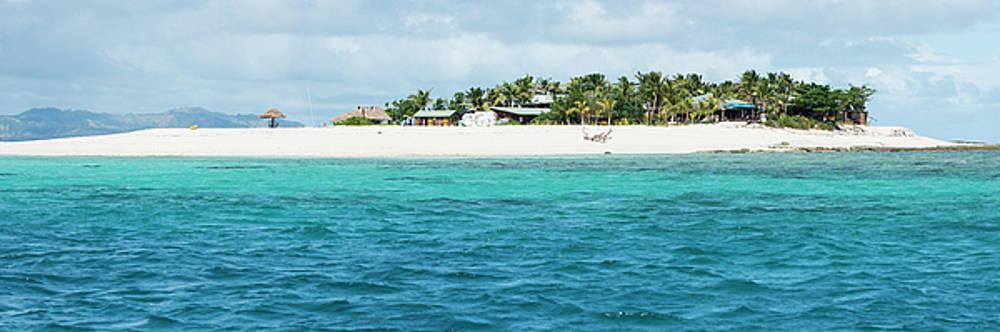 Namotu Fiji Panorama by Brad Scott
