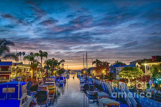 David Zanzinger - Naples Canal Christmas 6