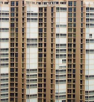 Naples Windows by Anna Villarreal Garbis