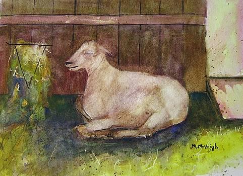 Naptime On The Farm by Marita McVeigh