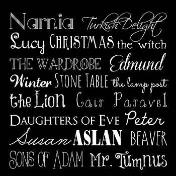 Narnia by Tiffany Dawn Smith