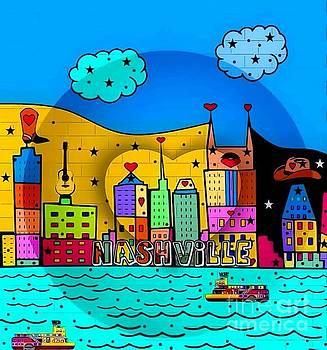 Nashville by NICO BIELOW by Nico Bielow
