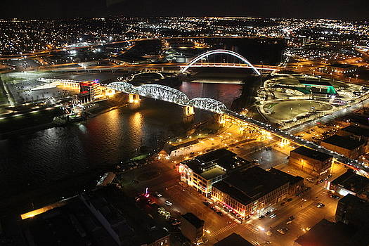 Nashville Lights by Mose Mathis