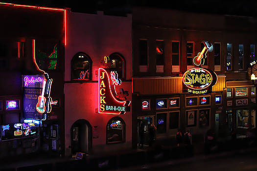 Nashville Neon by Denise Keegan Frawley
