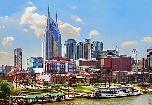 Nashville Skyline by Shelle Ettelson