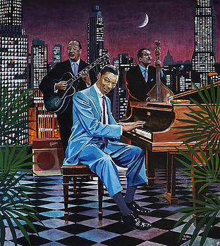 Nat King Cole - After Midnight by Jo King