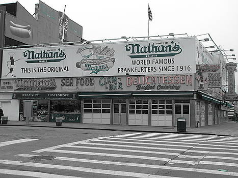 Nathan's by Peter Aiello