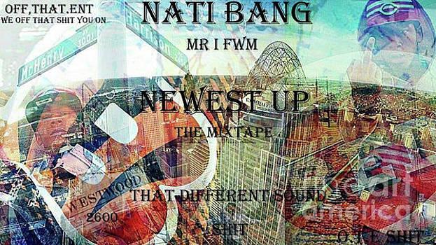 Nati Bang MR. I FWM by Gayle Price Thomas