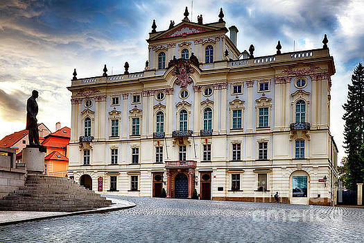 National Gallery of Prague by George Oze