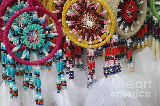 Native American Dream Catchers by Dora Sofia Caputo Photographic Art and Design