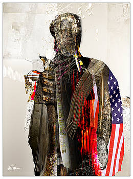 Native American by James VerDoorn