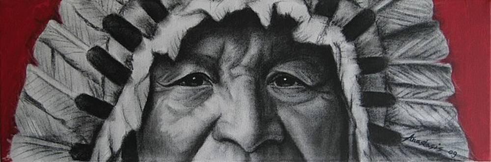 native Indian by Anastasis  Anastasi