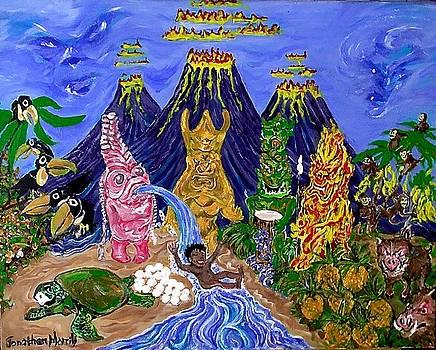 Nativi-Tiki by Jonathan Morrill