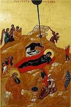 Nativity of the Lord by Joseph Malham