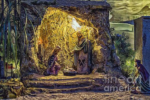 Patricia Hofmeester - Nativity scene