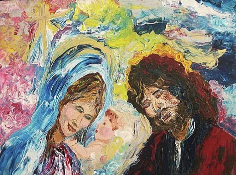 Suzanne  Marie Leclair - Nativity