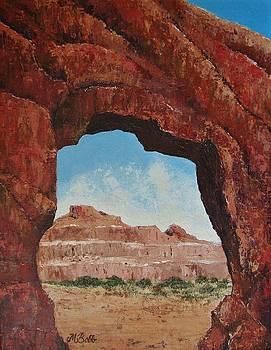 Natural Window by Margaret Bobb