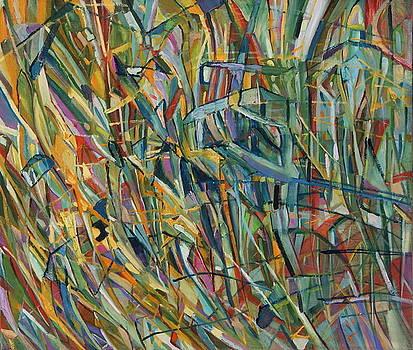 Nature of a creation by Oksana Cherkas