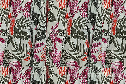 Nature pattern for pillows curtains  towels tote bags greeting cards phone cases gifts by NavinJoshi by Navin Joshi