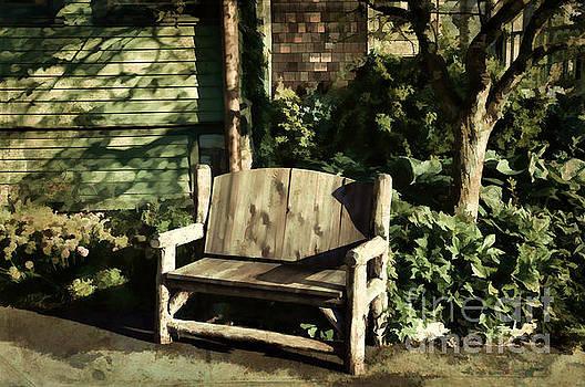 Nature - Peacefulness  by Judy Palkimas