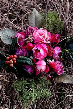 Nature's Holiday Bouquet by Maria Young