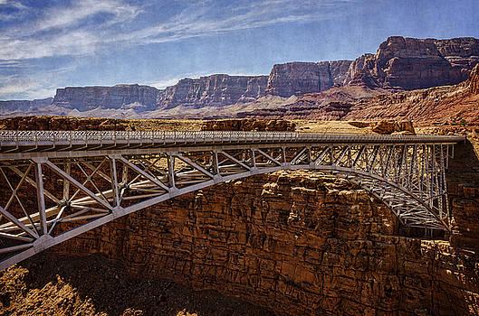 Saija Lehtonen - Navajo Bridge