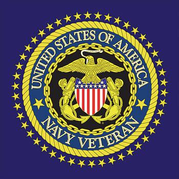 Navy Veteran by Gary Grayson