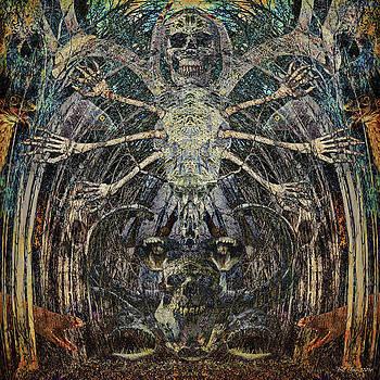 Necronomicon by Bill Jonas