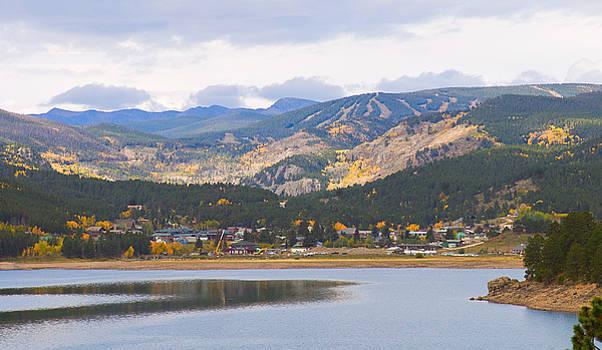 James BO  Insogna - Nederland Colorado Scenic Autumn View Boulder County